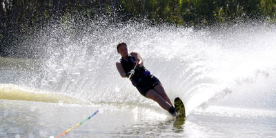 Waterskien